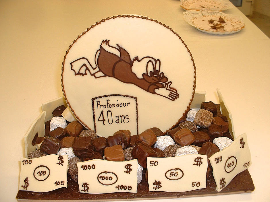 Picsou Chocolat Création Tristan Chocolatier