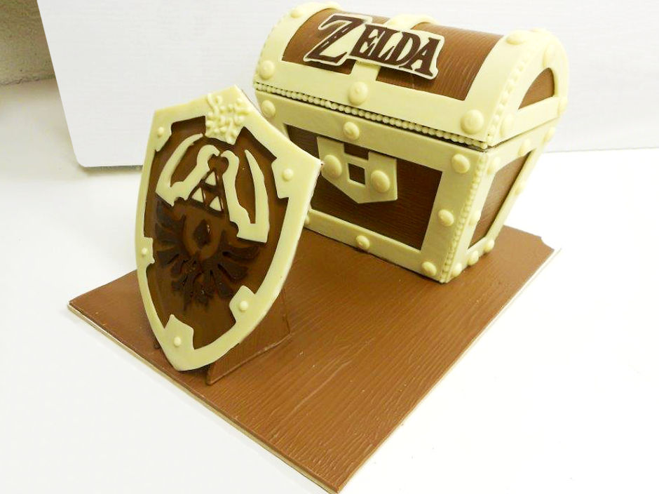 Zelda Chocolat Création Tristan Chocolatier