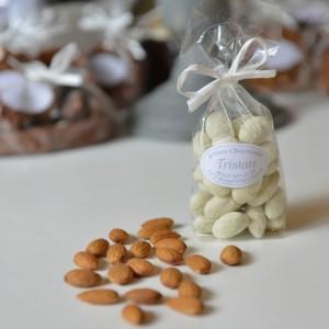 Amande Californienne Chocolat blanc Tristan Chocolatier Suisse