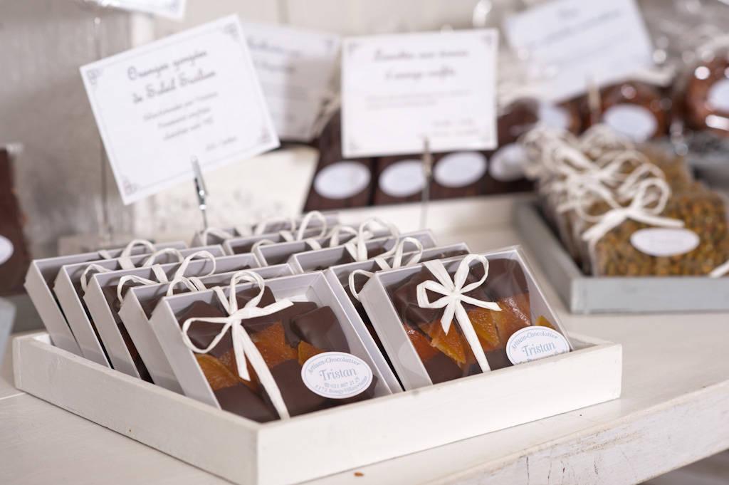 Boutique Tristan chocolatier Bougy-Villars Suisse