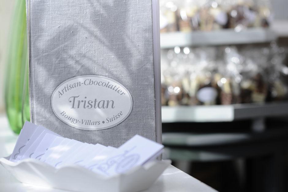 Tristan Artisan chocolatier Suisse