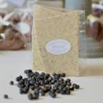 Feuillantines poivre de Tasmanie, chocolat blanc