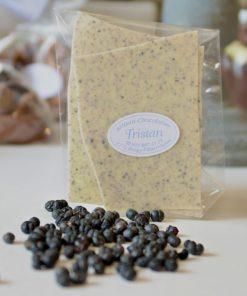 Feuillantine Blanc Poivre de Tasmanie Tristan Chocolatier Suisse