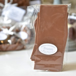 Feuillantine Chocolat Lait Nature Tristan Chocolatier Suisse
