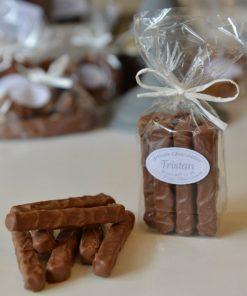 Fondantines Lait praliné Tristan Chocolatier Suisse