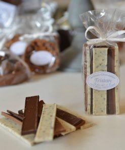 Mélange fagot café Tristan Chocolatier Suisse