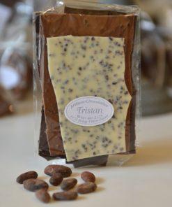 Mélange Feuillantines Fèves Tristan Chocolatier Suisse