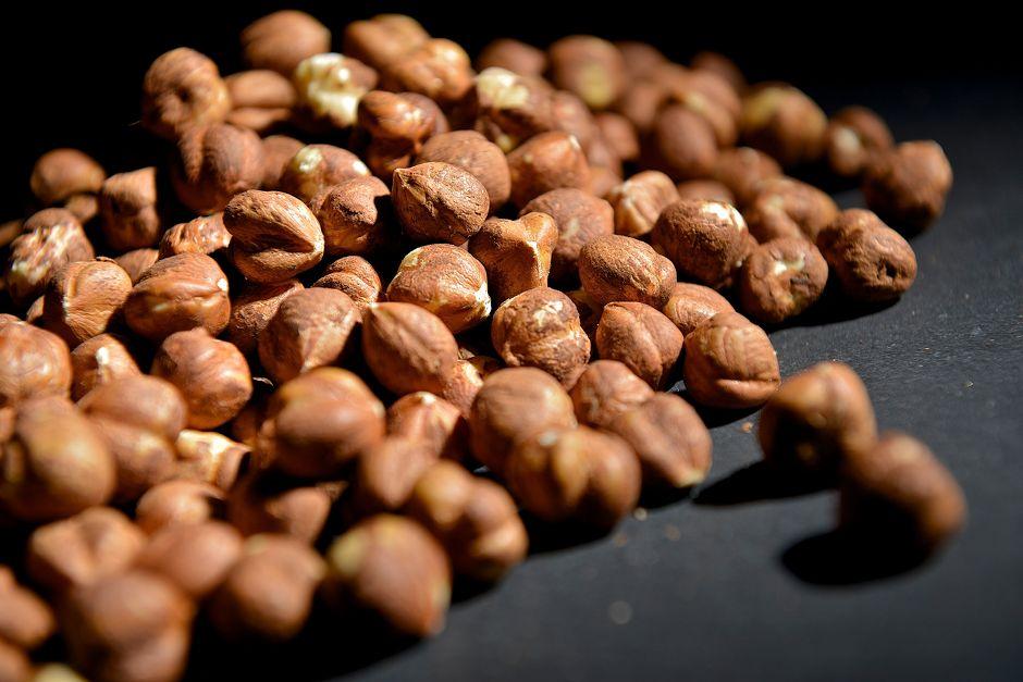 Noisettes sélectionnées Tristan Chocolatier Bougy Villars