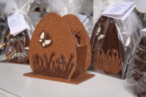 Pâques compositions Tristan chocolatier
