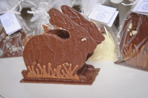 Pâques Lapin Tristan chocolatier