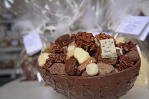 Pâques Oeuf Tristan chocolatier