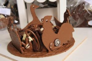 Pâques création Farandole Tristan chocolatier