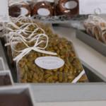 Pavé pistaches