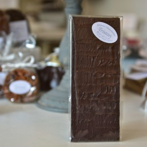Plaque Noir 79% Nature Tristan Chocolatier Suisse