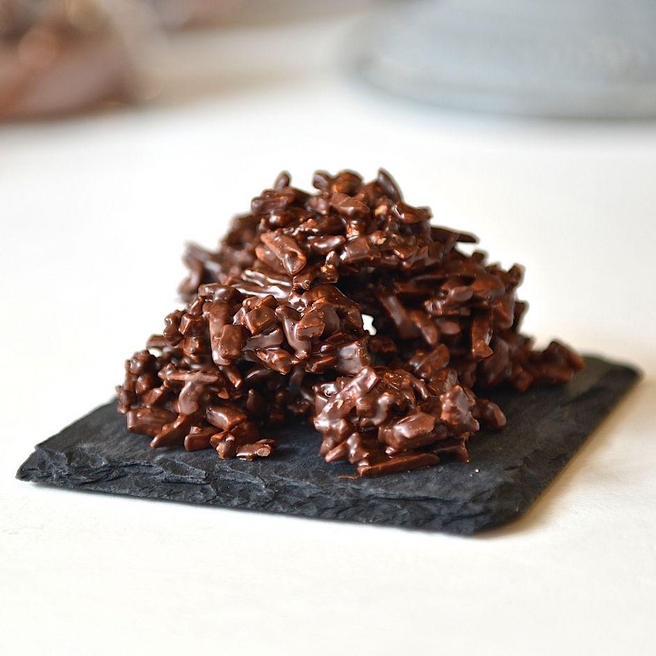 Rocher Amandes lait Tristan Chocolatier Suisse