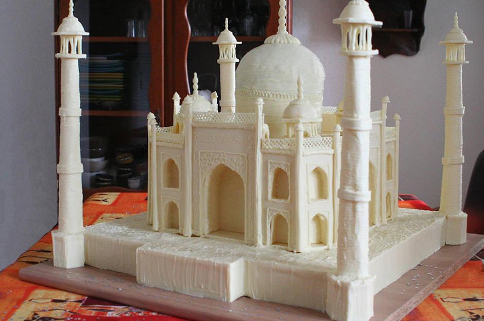 Taj Mahal Création Tristan Chocolatier