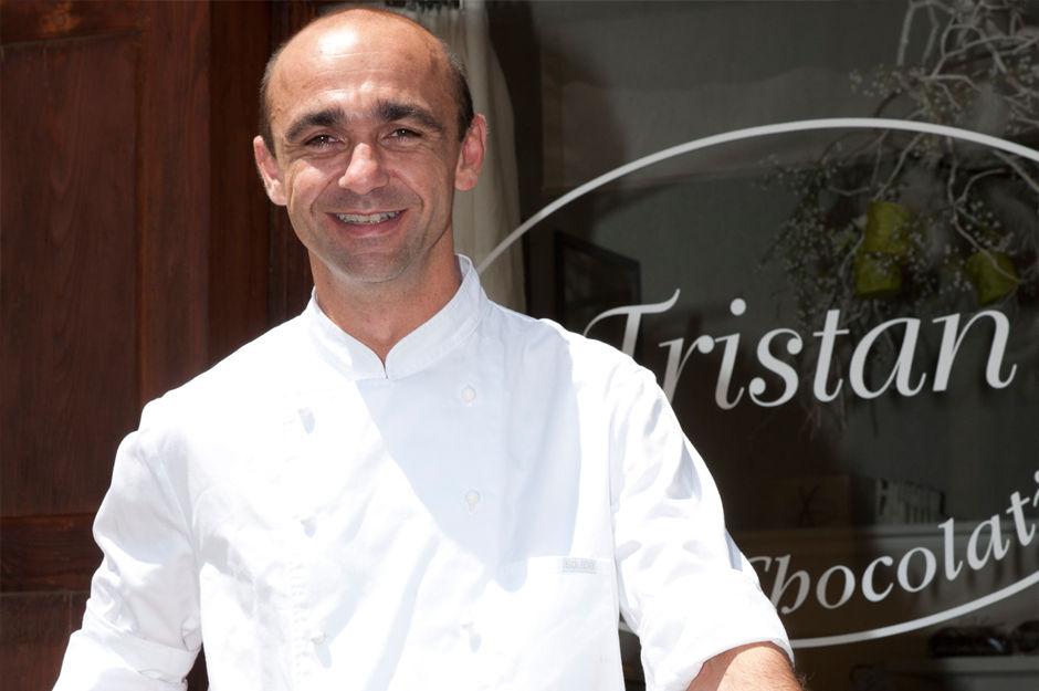 Tristan Carbonatto Artisan Chocolatier Suisse