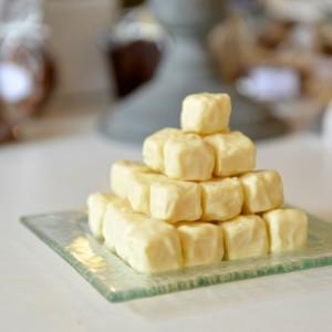 Truffe blanche Tristan Chocolatier Suisse