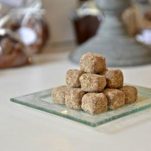 Truffe Caramel Tristan Chocolatier Suisse
