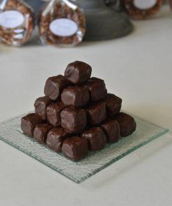 Truffe Chocolat Noir Tristan Chocolatier Suisse