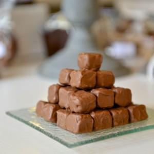 Truffe Lait Tristan Chocolatier Suisse