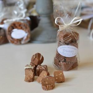 Truffe Rêves de noisette lait Tristan Chocolatier Suisse
