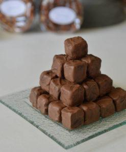 Truffe Rhum Tristan Chocolatier Suisse