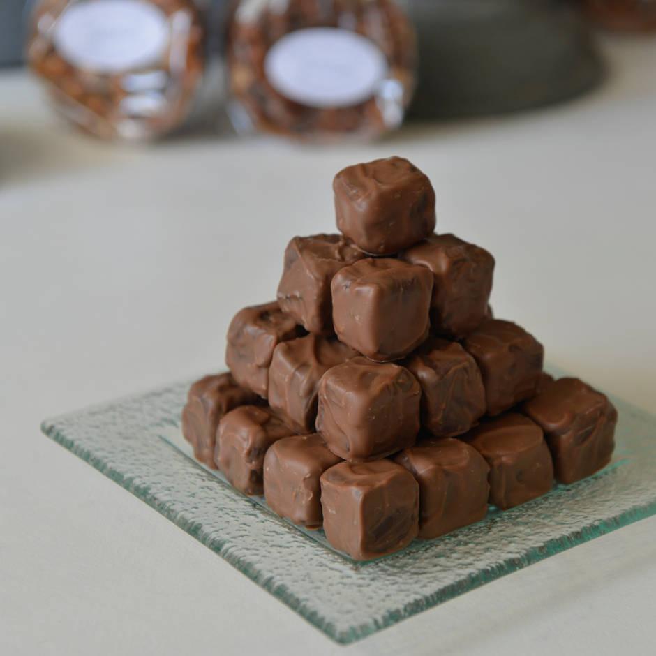 Truffe RhumTristan Chocolatier Suisse