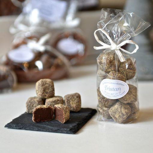 Truffe Whisky Caol Ila Tristan Chocolatier Suisse