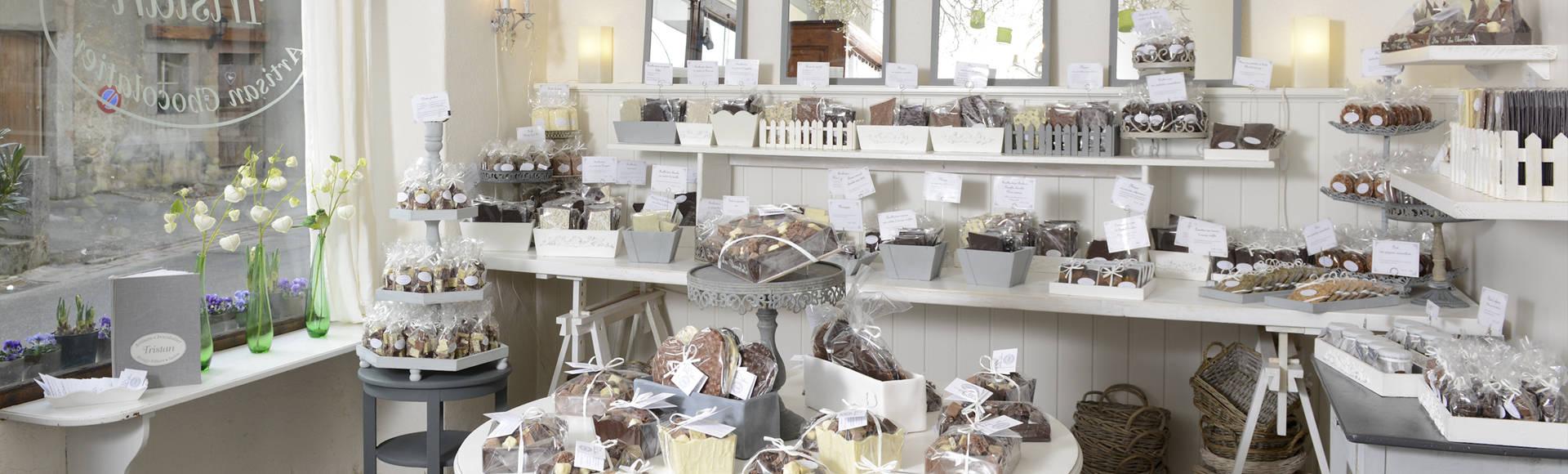 Tristan Chocolatier bannière 1