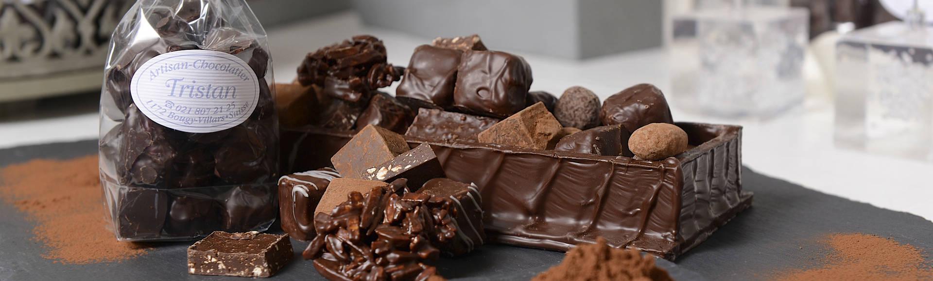 Tristan Chocolatier bannière 4