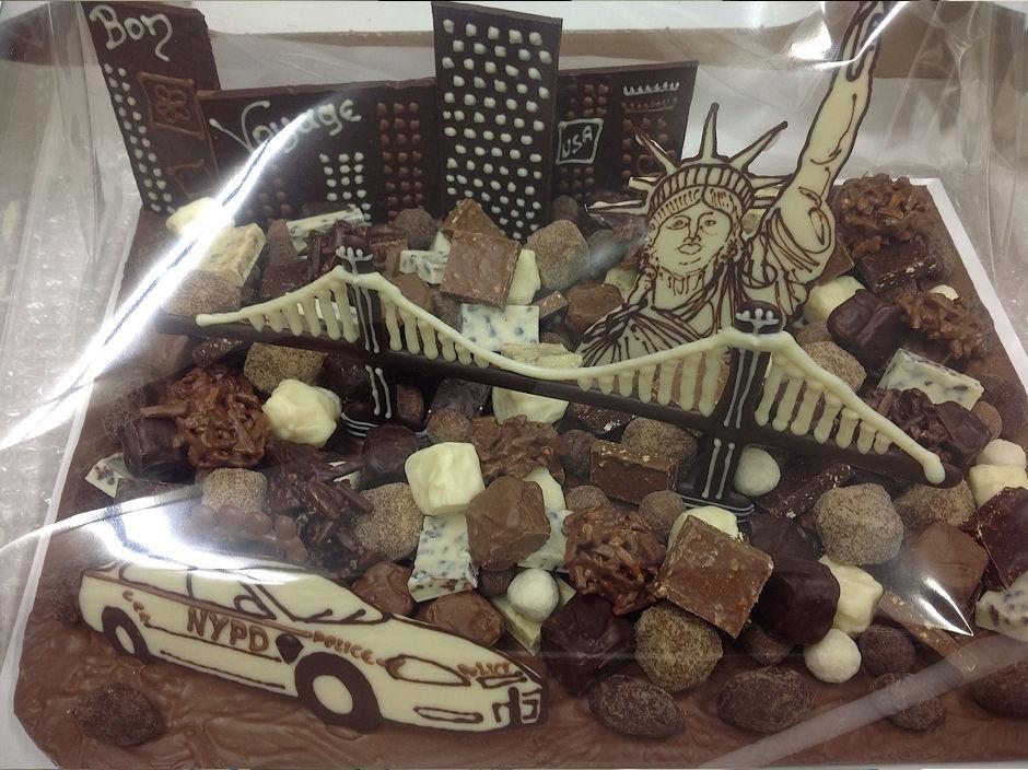 New York Création Tristan Chocolatier