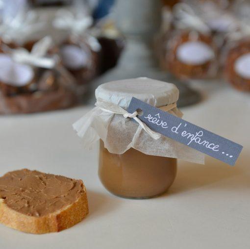 Rêve d'enfance Chocolat lait Tristan Chocolatier Suisse
