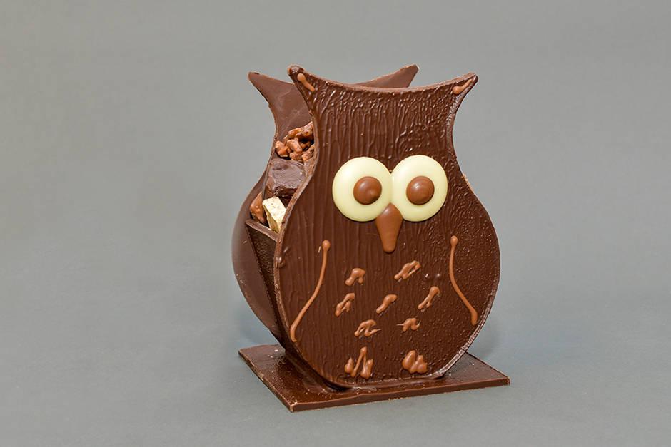Hibou Création Tristan Chocolatier