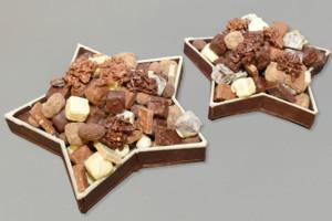 Etoiles Noël Tristan Chocolatier