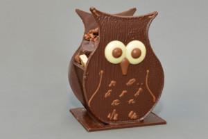 Hiboux Noël Tristan Chocolatier