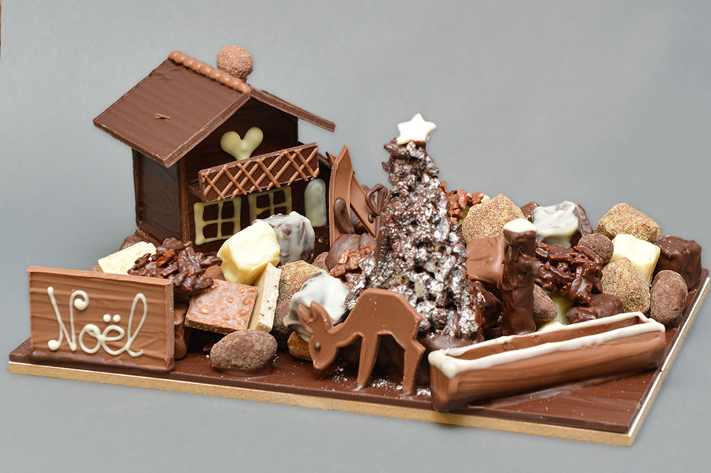 Jardin de Noël Tristan Chocolatier