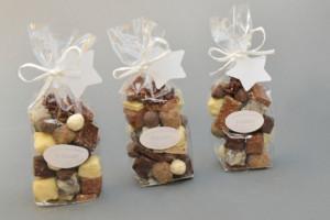 Sachets Noël Tristan Chocolatier