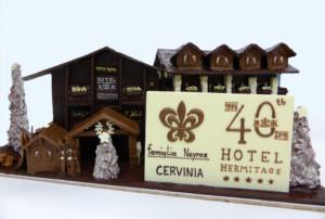 Cervinia Création personnalisée Tristan Chocolatier