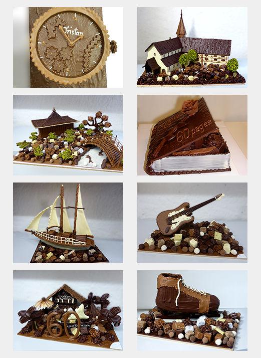 Portfolio Créations2 Tristan chocolatier