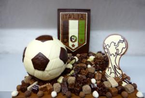 Italia Création personnalisée Tristan Chocolatier