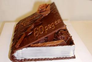 Livre Création personnalisée Tristan Chocolatier
