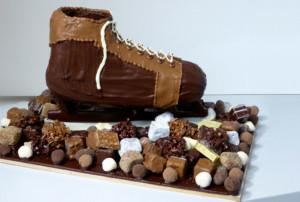 Patin Création personnalisée Tristan Chocolatier