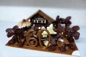 Tropiques Création personnalisée Tristan Chocolatier