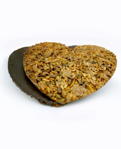 Coeur Florentin Chocolat Lait Tristan Chocolatier