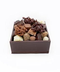Panier Chocolat Noir Mélange gourmand Tristan Chocolatier