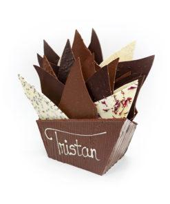 Panier Feuillantines Lait Tristan Chocolatier