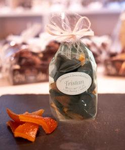 Orange confites Chocolat Noir Tristan Chocolatier