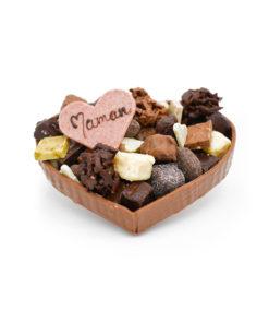 Coeur Moyen Lait Fête des Mères Tristan Chocolatier