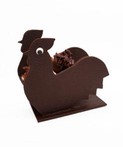 Coq Chocolat Noir Mélange gourmand Tristan Chocolatier